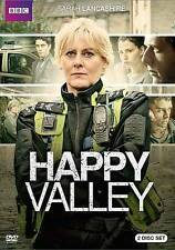 Happy Valley DVD, James Norton, Siobhan Finneran, Sarah Lancashire, Various -NEW