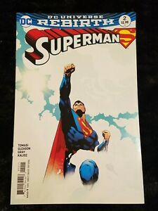 DC Comics - Superman & Aquaman - DC Universe Rebirth - Various Titles - QTY 12.
