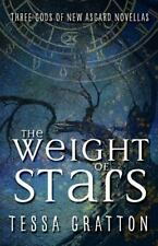 Gods of New Asgard: Weight of Stars : Three Gods of New Asgard Novllas by...