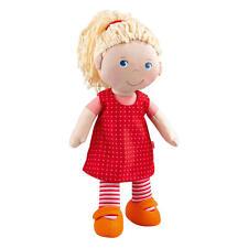 HABA Puppe Annelie Plüsch Figur Plüschfigur Kuschelfigur Stoffpuppe Spielzeug