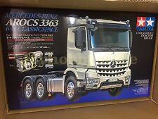 Tamiya 56352 1/14 RC Arocs 3363 6x4 - Classic Space Tractor Truck Kit
