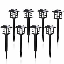 Solar Garden Led Lawn Lights Outdoor Landscape Lighting Patio Pathway Driveway