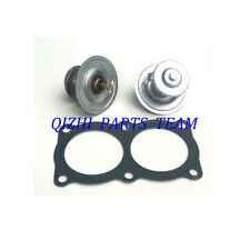 Genuine Engine Thermostat Kit For Hyundai D6AC D6AC-C1 Engine R380LC Excavator