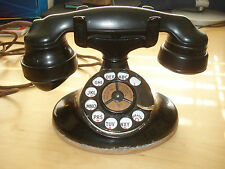 Vintage Western Electric Bell System 202 Rotary Dial Telephone ALL ORIGINAL