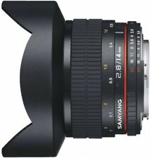 SAMYANG 14mm. F2.8 ED AS IF UMC for Canon mount, new