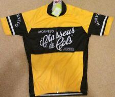Morvelo cycling jersey retro club chasseur de cols eroica 15 Nth series