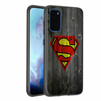 """Superman #W Impact Slim Shockproof Case for Galaxy S20 (6.2"""")"""