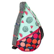 KAVU Womens Paxton Rope Bag WATERMELON Backpack 870-832 Sling Travel NWT
