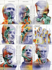 Bosnia & Herzegovina 2018 MNH Sports Legends 8v M/S Football Handball Stamps