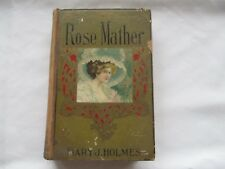 Antique 1869 Rose Mather and Annie Graham or Women in War