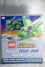 Lego DC Comics Super Heroes Build Your Own Adventure W/ Green Lantern Minifigure