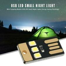 Usb Outdoor Camping Led Light Rechargeable Flashlight Lamp Work Portable Torch