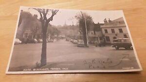 BLACKHEATH near GREENWICH, CROWN HOTEL, & OLD CARS, JUDGES RPPC 1965