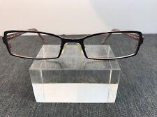 Tommy Hilfiger TH3224 BLK/pink 52/18 135 Flex Hinge Eyeglasses Q65