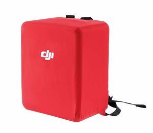 DJI Phantom 4 - Wrap Pack (Red) backpack case Original