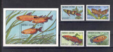 Sierra Leonean Topical Postal Stamps
