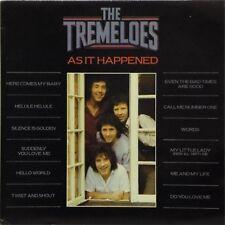 """THE TREMELOES """"comme c'est arrivé"""" UK LP"""