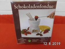 Set fonduta al cioccolato ~ SWEET Raclette ~ chocoholic regali ~ Inverno Caldo TEALIGHT NATALE