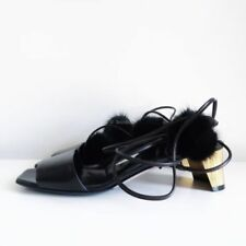 Gucci Leather Sandals Heels for Women