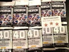 (2) 2012 GRIDIRON FOOTBALL RACK PACKS * ANDREW LUCK RUSSEL WILSON ROOKIES!?!? $$