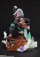 NARUTO Figure Gamakichi Jiraiya Figuarts ZERO Kizuna Relation Bandai Spirits
