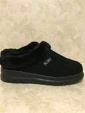Bobs by Skechers Women Black Slides 34074 size 8