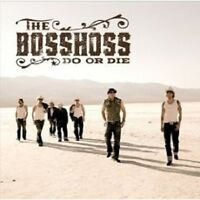 "THE BOSSHOSS ""DO OR DIE"" CD NEU"