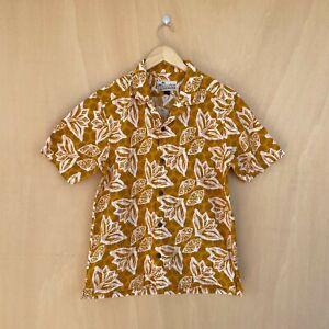 Patagonia Pataloha Vtg Men's Hawaiian Shirt - Small S - Summer Hawaii Festival