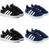 Adidas Kids Boys Trainers Suede Sports Casual Shoes Sneaker Size 7.5 UK 9.5 Kids