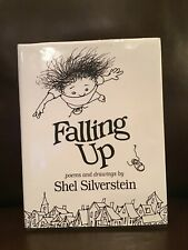 Falling Up by Shel Silverstein-Brand New and Hard Cover