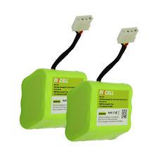 2Pcs 7.2V Rechargeable Vacuum Battery For Neato XV-11 XV-12 XV-15 XV-21 Robotics