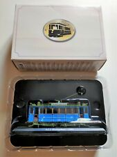 Editions Atlas 7519006 A2.2 Rathgeber 1901 Model Tram 1:87 Limited Edition Boxed
