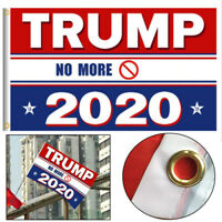 3X5ft Flag Trump 2020 Keep America Great USA Patriot President Election Banner