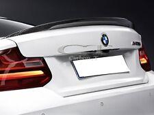 Carbon fiber  BMW F22 2-Series Performance P Trunk Spoiler Wing 220i 228i M235i