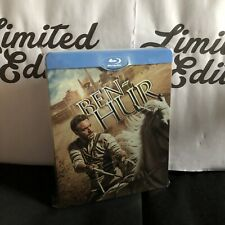 BEN HUR -blu ray-STEELBOOK-embossed-limited edition-EDIZIONE ITALIANA