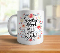 Funny Mother's Day Gift For Mom Mug With Saying Funny Mom Gift From Daughter Mom