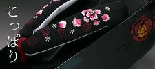 NEW Japanese Geisha Maiko Kyoto Pokkuri Koppori Okobo Geta for Kimono Pattern2