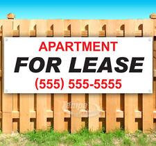 Apartment For Lease Custom Phone Advertising Vinyl Banner Flag Sign Usa