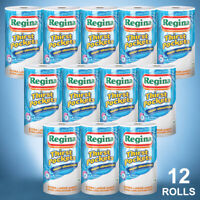 1/6/12 Roll Extra Large Sheet Regina Thirst Pocket Super Absorbent Kitchen Towel