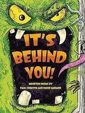 It's Behind You!: Monster Poems by, Paul Cookson, David Harmer, New Book