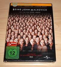 DVD Being John Malkovich - John Cusack - Cameron Diaz Blueray Neu OVP