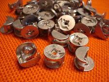 Exzenter Schrankverbinder Möbelverbinder 15x10 mm ohne Rand f.Fachböden ab 13 mm