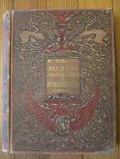 The Merry Adventures of Robin Hood, 1st Ed./Later Prnt,Illus. H. Pyle,1883[1888]