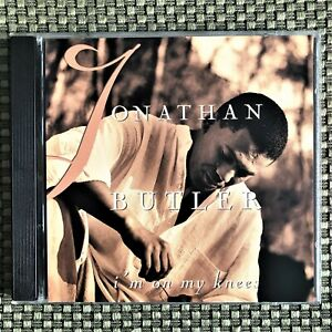 Jonathan Butler – I'm On My Knees Like New, Maxi-Single CD