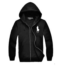 Nuevo Nuevo con Etiquetas Hombre Ralph Lauren Polo Big Pony Chaqueta Con Capucha Pequeño Mediano Grande XL 2XL