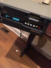 Panasonic AJ-D455 DVC Pro Digital Video Cassette PlayerRecorder (untested)