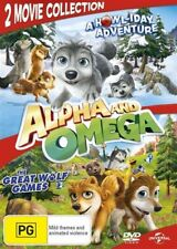 Alpha And Omega 2 - Howliday Adventure / Alpha And Omega 3 - Great Wolf Games,