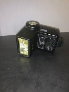Vintage Vivitar 283 Auto Thyristor SLR Film Camera Flash (Canon Nikon Pentax)
