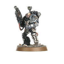 Iron Hands Space Marine ENNOX SORRLOCK Deathwatch Overkill 40K