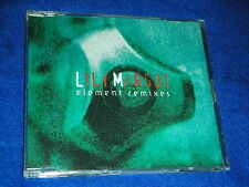 CD maxi single LILY MARGOT Element REMIXES amx EDC philippe Z cerbo LOVE air MIX